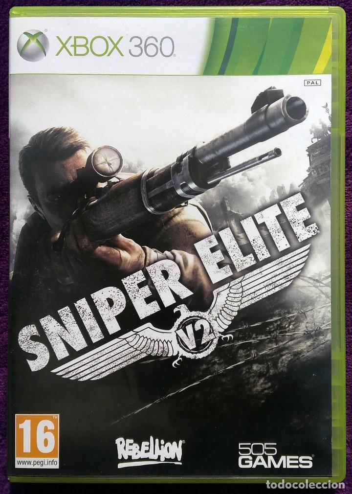 Juego Xbox 360 Sniper Elite Un Clasico Comprar Videojuegos Y