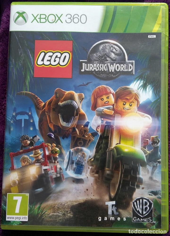 Juego Xbox 360 Lego Jurassic World Comprar Videojuegos Y Consolas