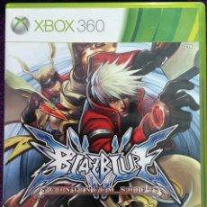 Videojuegos y Consolas: JUEGO XBOX 360, BLAZBLUE: CONTINUUM SHIFT . Lote 114469403