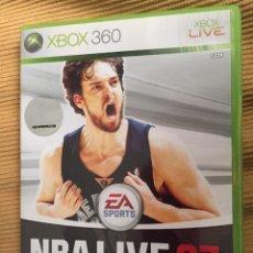 Videojuegos y Consolas: NBA LIVE 07 XBOX 360. Lote 114773591