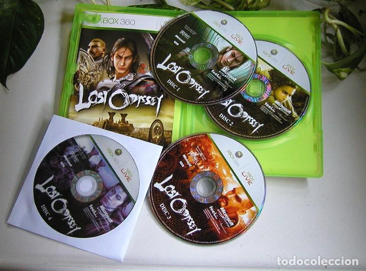 JUEGO DE XBOX 360 LOST ODYSSEY EN PERFECTO ESTADO Y COMPLETO PAL (Juguetes - Videojuegos y Consolas - Microsoft - Xbox 360)
