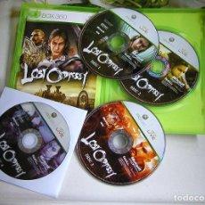 Videojuegos y Consolas: JUEGO DE XBOX 360 LOST ODYSSEY EN PERFECTO ESTADO Y COMPLETO PAL. Lote 115248511