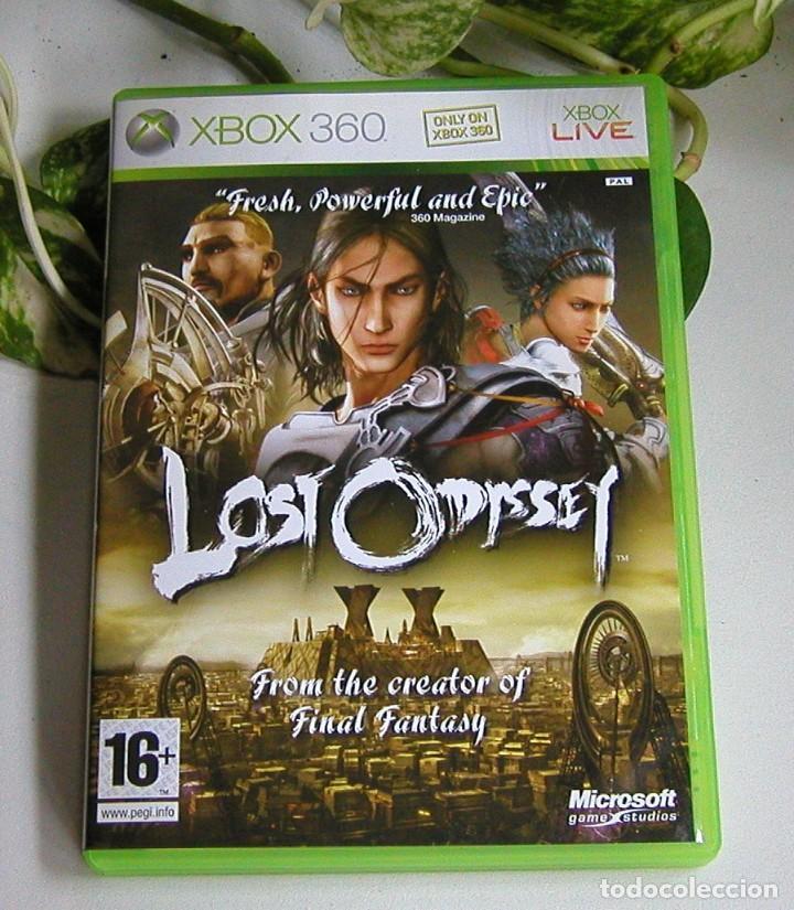 Videojuegos y Consolas: JUEGO DE XBOX 360 LOST ODYSSEY EN PERFECTO ESTADO Y COMPLETO PAL - Foto 2 - 115248511