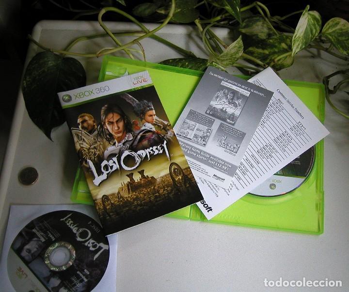 Videojuegos y Consolas: JUEGO DE XBOX 360 LOST ODYSSEY EN PERFECTO ESTADO Y COMPLETO PAL - Foto 4 - 115248511