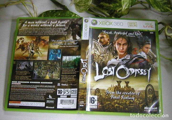 Videojuegos y Consolas: JUEGO DE XBOX 360 LOST ODYSSEY EN PERFECTO ESTADO Y COMPLETO PAL - Foto 5 - 115248511