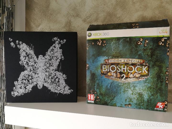 Videojuegos y Consolas: BIOSHOCK 2 EDICIÓN ESPECIAL XBOX 360 INCOMPLETO - Foto 2 - 115330759
