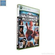 Videojuegos y Consolas: MARVEL ULTIMATE ALLIANCE / JUEGO XBOX 360 / PAL / ACTIVISION 2006. Lote 115469391