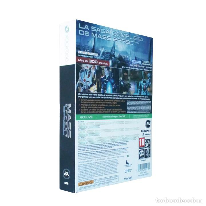 Videojuegos y Consolas: Mass Effect Trilogia / Juego Xbox 360 / PAL / Electronic Arts 2012 - Foto 2 - 115490931