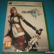 Videojuegos y Consolas: FINAL FANTASY XIII XBOX 360 PAL ESPAÑA PRECINTADO. Lote 116259663
