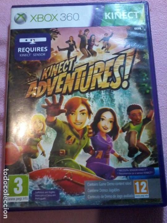 Juego Xbox 360 Kinect Adventures Comprar Videojuegos Y Consolas