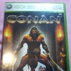 Videojuegos y Consolas: CONAN JUEGO PARA XBOX 360 PAL ESP ESPAÑA . Lote 116367131