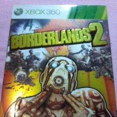 Videojuegos y Consolas: BORDERLANDS 2 MICROSOFT XBOX-360 XBOX 360 PAL ESPAÑ. Lote 116388939