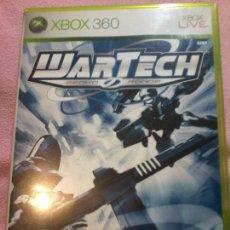 Videojuegos y Consolas: WARTECH WAR TECH MICROSOFT XBOX 360. Lote 116390739
