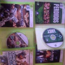 Videojuegos y Consolas: LOTE JUEGOS XBOX 360 ( ARMORED CORE , GHOST RECON Y MASS EFFECT ). Lote 116899627