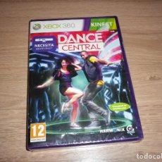 Videojuegos y Consolas: XBOX360 DANCE CENTRAL NUEVO VERSIÓN ESPAÑOLA. Lote 117825527