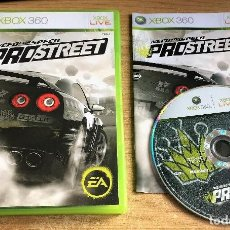 Videojuegos y Consolas: JUEGO GAME XBOX 360 NEED FOR SPEED PROSTREET. Lote 118338775