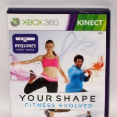 Videojuegos y Consolas: JUEGO GAME XBOX 360 YOUR SHAPE FITNESS EVOLVED. Lote 118341171