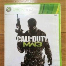 Videojuegos y Consolas: JUEGO GAME XBOX 360 CALL OF DUTY MW3. Lote 118341431