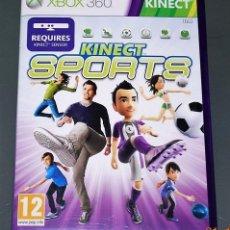 Videojuegos y Consolas: JUEGO GAME XBOX 360 KINET SPORTS. Lote 118342611