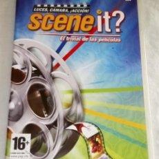 Videojuegos y Consolas: SCENE IT?, EL TRIVIAL DE LAS PELÍCULAS. Lote 118353127