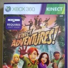 Videojuegos y Consolas: JUEGO GAME XBOX 360 KINET ADVENTURES. Lote 118353603