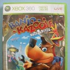 Videojuegos y Consolas: JUEGO BANJO-KAZOOIE NUTS & BOLTS - XBOX 360. Lote 118354963