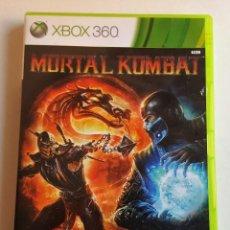 Videojuegos y Consolas: JUEGO GAME XBOX 360 MORTAL KOMBAT. Lote 118387323