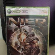 Videojuegos y Consolas: NIER XBOX 360 PRECINTADO. Lote 119046420