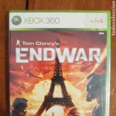 Videojuegos y Consolas: XBOX 360 TOM CLANCYS ENDWAR PRECINTADO. Lote 119150455