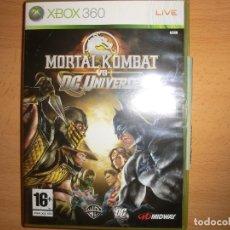 Videojuegos y Consolas: MORTAL KOMBAT. Lote 119246491