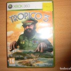 Videojuegos y Consolas: TROPICO TRES. Lote 119246611