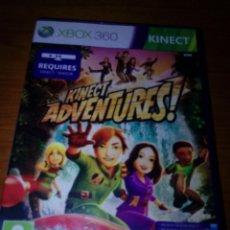 Videojuegos y Consolas: XBOX 360. KINECT ADVENTURES. . Lote 119295975