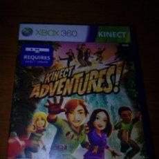Videojuegos y Consolas: XBOX 360. KINECT ADVENTURES. . Lote 119296047