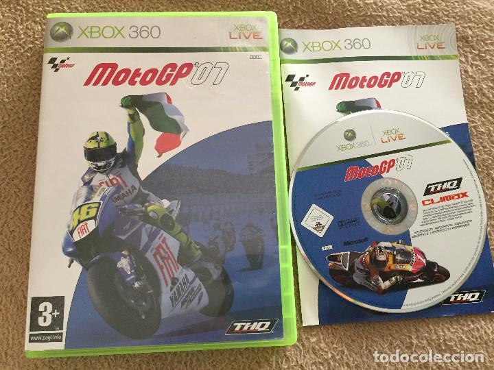 MOTO GP 07 XBOX 360 X360 X-360 KREATEN (Juguetes - Videojuegos y Consolas - Microsoft - Xbox 360)