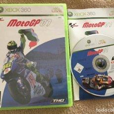 Videojuegos y Consolas: MOTO GP 07 XBOX 360 X360 X-360 KREATEN . Lote 119557735