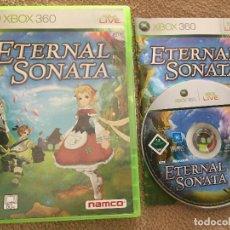 Videojuegos y Consolas: ETERNAL SONATA NAMCO XBOX 360 X360 X-360 KREATEN. Lote 146616693