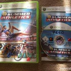 Videojuegos y Consolas: SUMMER ATHLETICS XBOX 360 X360 KREATEN. Lote 119912271