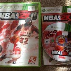 Videojuegos y Consolas: NBA 2K11 2K 11 MICHAEL JORDAN 23 XBOX 360 X360 KREATEN. Lote 119912667