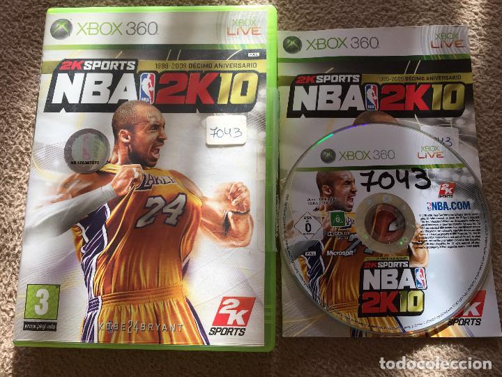 Nba 2k10 2k 10 Kobe Bryant 24 Xbox 360 X360 Kreaten