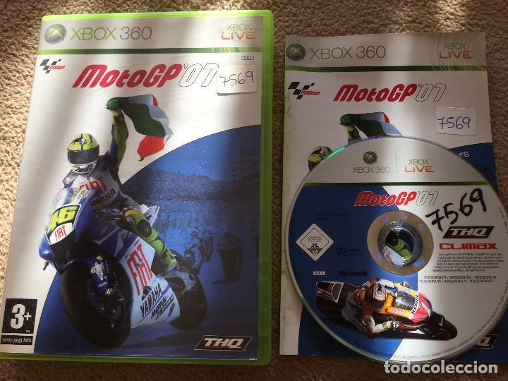 MOTO GP 07 MOTOGP 2007 XBOX 360 X360 KREATEN (Juguetes - Videojuegos y Consolas - Microsoft - Xbox 360)