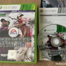Videojuegos y Consolas: TIGER WOODS PGA TOUR 13 EA SPORTS - XBOX 360 X360 X-360 KREATEN. Lote 120442783