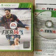 Videojuegos y Consolas: FIFA 14 - XBOX 360 X360 X-360 KREATEN. Lote 120458451