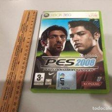 Videojuegos y Consolas: PES 2008. Lote 120460231