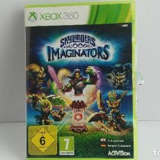 Videojuegos y Consolas: JUEGO XBOX 360 SKAYLANDERS. Lote 121849079