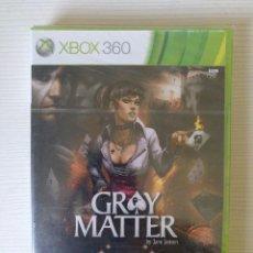 Videojuegos y Consolas: GRAY MATTER XBOX 360 PRECINTADO. Lote 143200089