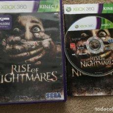 Videojuegos y Consolas: RISE OF NIGHTMARES XBOX 360 X360 X-BOX KREATEN. Lote 123546519