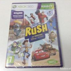 Videojuegos y Consolas: KINECT RUSH UNA AVENTURA DISNEY PIXAR. Lote 125186479