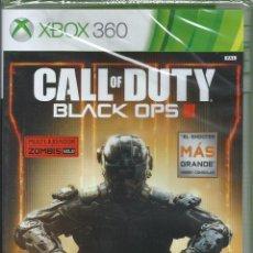Videojuegos y Consolas: CALL OF DUTY: BLACK OPS III XBOX 360 (PRECINTADO). Lote 125423687