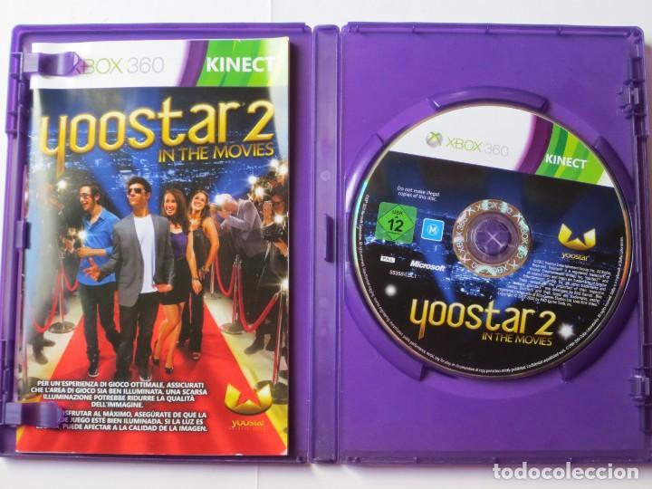 Videojuegos y Consolas: Yoostar 2 In The Movies (Xbox 360 Kinect) - Foto 3 - 127210279