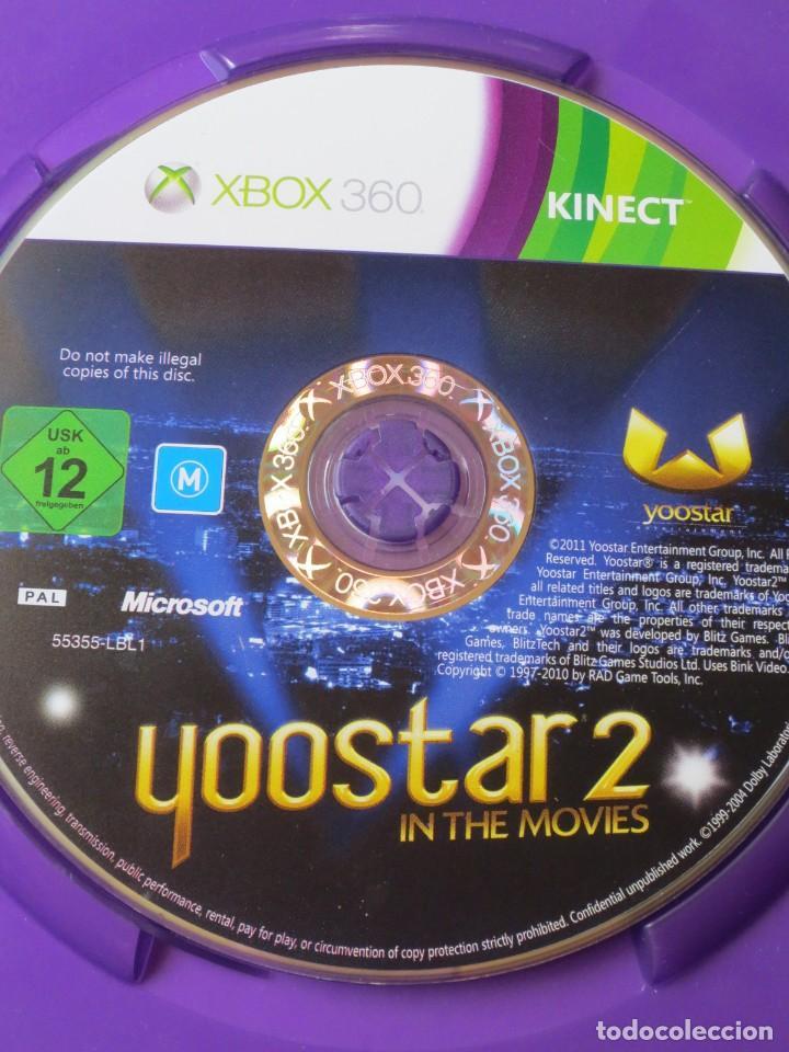 Videojuegos y Consolas: Yoostar 2 In The Movies (Xbox 360 Kinect) - Foto 4 - 127210279